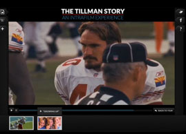 TILLMAN STORY INTERACTIVE